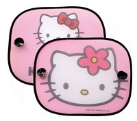 Hello Kitty 077360 Tendine parasole laterali 44x36 cm