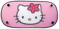 Hello Kitty 077363 Tendina parasole per lunotto 100x50 cm