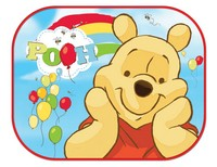 Disney 28107 Tendine parasole laterali Winnie the Pooh design 2011 44x35 cm